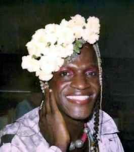 Marsha P. Johnson: Black American gay liberation activist