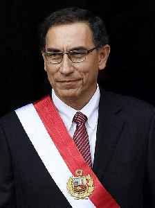 Martín Vizcarra: President of Perú