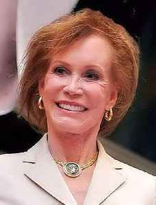Mary Tyler Moore: American actress and television producer