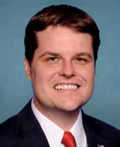 Matt Gaetz: U.S. Representative from Florida