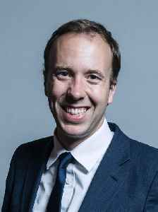 Matt Hancock: British Conservative politician