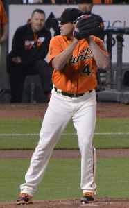 Matt Moore (baseball): American baseball player