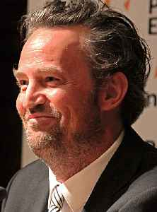 Matthew Perry: Canadian-American actor