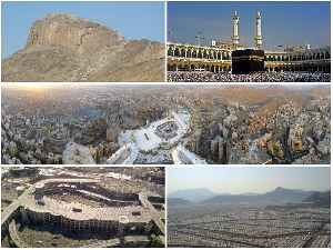 Mecca: Saudi Arabian city and capital of the Makkah province