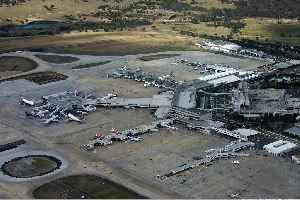 Melbourne Airport: International airport serving Melbourne, Australia