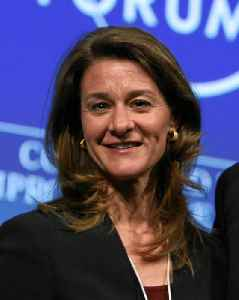 Melinda Gates: American businesswoman, philanthropist and co-founder of the Bill & Melinda Gates Foundation