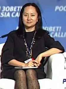 Meng Wanzhou: Chinese business executive