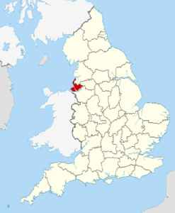 Merseyside: County of England
