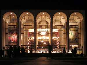 Metropolitan Opera: Opera company in Manhattan, New York City