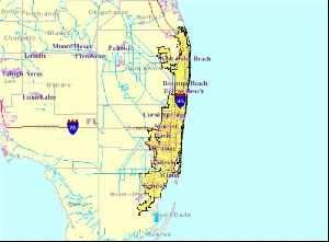 Miami metropolitan area: Metropolitan area in Florida, United States