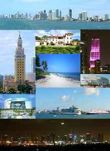 Miami: City in Florida, United States
