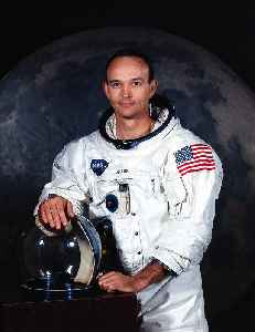 Michael Collins (astronaut): Apollo 11 command module pilot