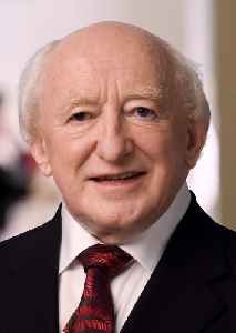 Michael D. Higgins: 9th president of the Republic of Ireland