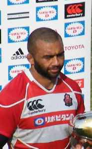 Michael Leitch: New Zealand-Japanese rugby union footballer
