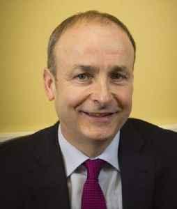 Micheál Martin: Current Taoiseach, Leader of Fianna Fáil