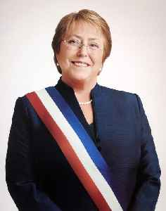 Michelle Bachelet: 34th & 36th President of Chile