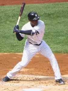 Miguel Andújar: Dominican professional baseball third baseman