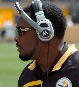 Mike Tomlin: Head coach of the National Football League's Pittsburgh Steelers