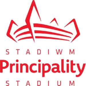 Millennium Stadium: National stadium of Wales, located in central Cardiff