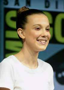Millie Bobby Brown: British actress
