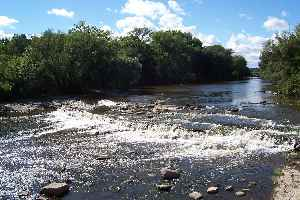Milwaukee River: River in the United States of America