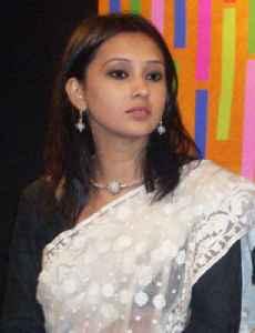 Mimi Chakraborty: Indian actress and politician