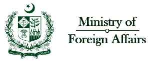 Ministry of Foreign Affairs (Pakistan): Runs the diplomatic relations of the Islamic Republic of Pakistan with other countries