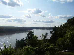 Missouri River: Major river in the central United States, tributary of the Mississippi