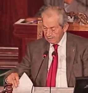 Mohamed Ennaceur: Tunisian politician