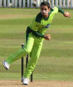 Mohammad Hafeez: Pakistani cricketer