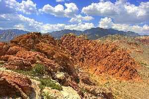 Mojave Desert: Desert in southwestern United States