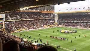 Molineux Stadium: Football stadium in Wolverhampton, England