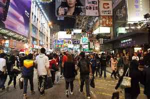 Mong Kok: Neighbourhood in Hong Kong