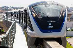 Monorail: Single-rail based transportation system
