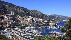 Monte Carlo: Administrative area of the Principality of Monaco