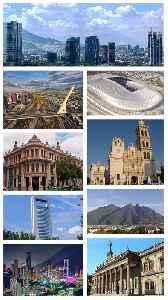Monterrey: City in Nuevo León, Mexico