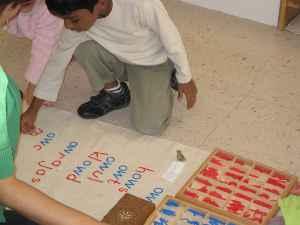 Montessori education: Teaching method