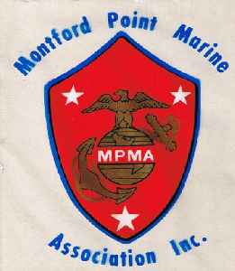 Montford Point Marine Association: Organization