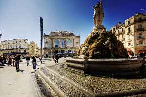 Montpellier: Prefecture and commune in Occitanie, France