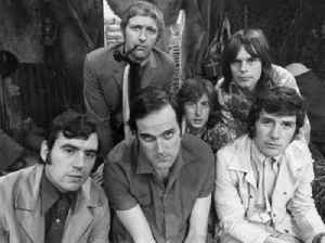 Monty Python: British surreal comedy group