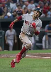 Mookie Betts: American baseball player
