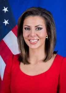 Morgan Ortagus: Spokesperson for the U.S. Department of State