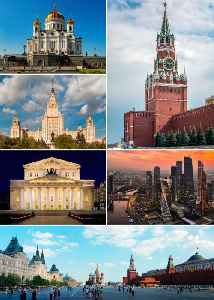 Moscow: Capital city of Russia