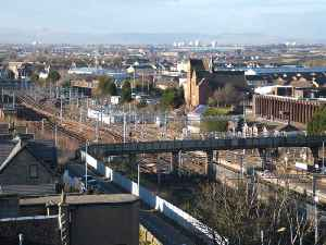 Motherwell: Town in North Lanarkshire, Scotland