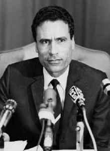 Muammar Gaddafi: Libyan revolutionary, politician and political theorist