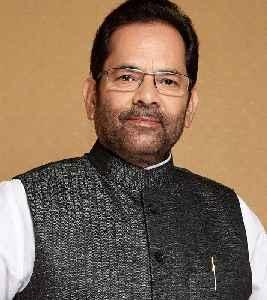 Mukhtar Abbas Naqvi: Indian politician