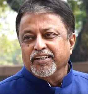 Mukul Roy: Government minister