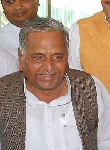 Mulayam Singh Yadav: Indian politician and former chief minister of the state of Uttar Pradesh