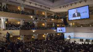 Munich Security Conference: Annual conference on international security policy