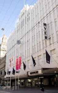 Myer: Australian department store chain